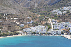 Erisimo accommdation - Amorgos - studios - hotels - apartments - studio - hotel - vacation - holiday - Cyclades - Greece